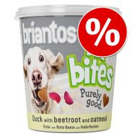 100g Briantos FitBites – Duck with Beetroot & Oats