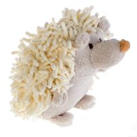 17cm Spikey the Hedgehog Dog Toy with Squeaker