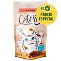 65 g Catessy snacks crujientes salmón