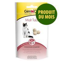 Produit du mois : GimCat Malt Tabs pour chat