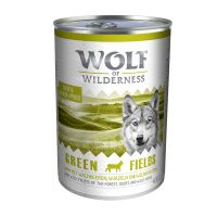 400 g Wolf of Wilderness, agneau