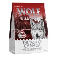 "300 g Wolf of Wilderness ""The Taste Of Canada"""