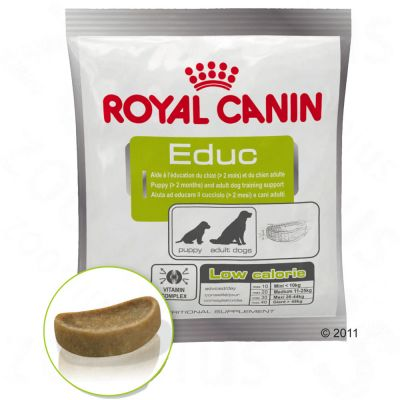50g Royal Canin Educ Training Reward - Low Calorie