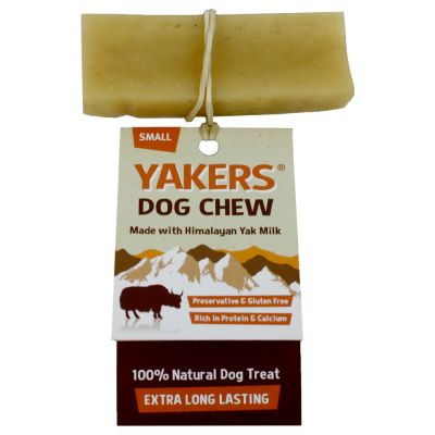 35g Yakers Dog Chew - Small