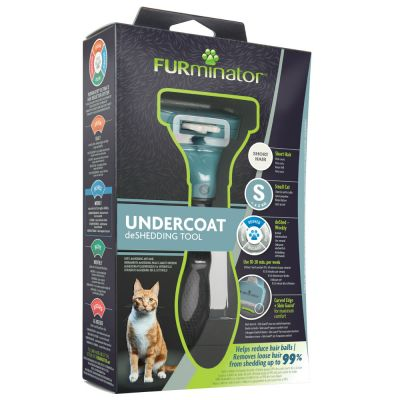 FURminator DeShedding Tool - Short Hair Cats