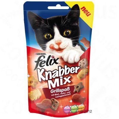 Felix KnabberMix Grill Fun - 60 g