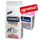 Advance Veterinary Diets 12/15 kg + Advance suplemento nutricional ¡gratis!