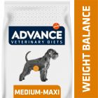 Advance Veterinary Diets Weight Balance Medium/Maxi pour chien