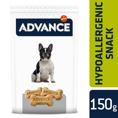 Advance Hypoallergenic snacks para cães