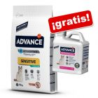 Advance 10 kg + Advance Cat Multiperformance arena aglomerante 6,36 kg ¡gratis!