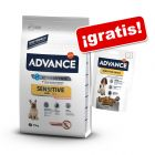 Advance Sensitive 7,5 / 12 kg + snack Advance ¡gratis!