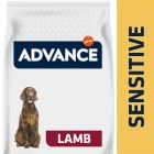 Advance Sensitive Adult agneau, riz pour chien
