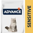 Advance Sensitive saumon, riz pour chat