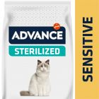 Advance Sterilized Sensitive con salmón