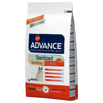 Advance Sterilized Sensitive, saumon