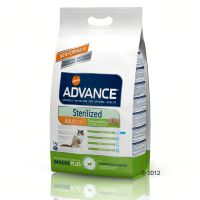 Advance Sterilized Turkey Kattenvoer