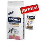 Advance Veterinary Diets 10 a 12 kg + snack Advance ¡gratis!