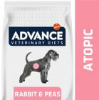 Advance Veterinary Diets Atopic lapin, petits pois pour chien