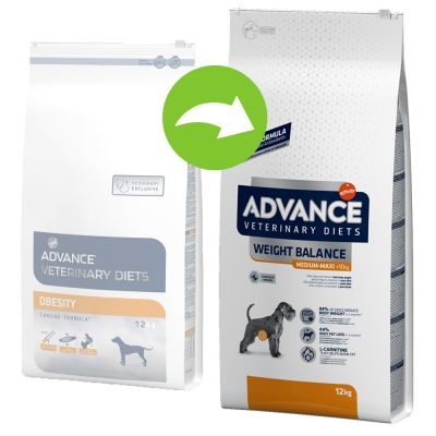 Advance Veterinary Diets Weight Balance - Medium/Maxi