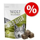 20 % alennusta: Wolf of Wilderness Wild Bites 180 g