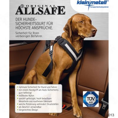 Allsafe Dog Safety Harness