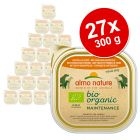Almo Nature Daily Menu BioOrganic Maintenance -lajitelma 27 x 300 g