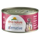 Almo Nature HFC Alternative Dog 6 x 70 g