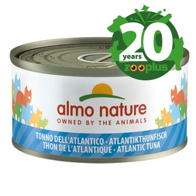 Almo Nature Birthday Edition 6 x 70g