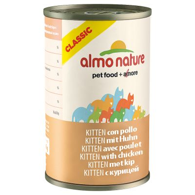 Almo Nature Classic HFC Kitten - Chicken