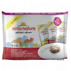 Almo Nature Classic Pouch Multipack 6 x 55g