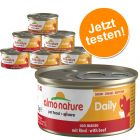 Almo Nature Daily Menu Probierpaket 6 x 85 g