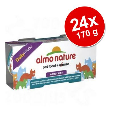 Almo Nature Daily Menu 24 x 170 g