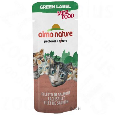 Almo Nature Green Label Mini Food pour chat