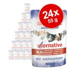 Almo Nature HFC Alternative Cat 24 x 55 g