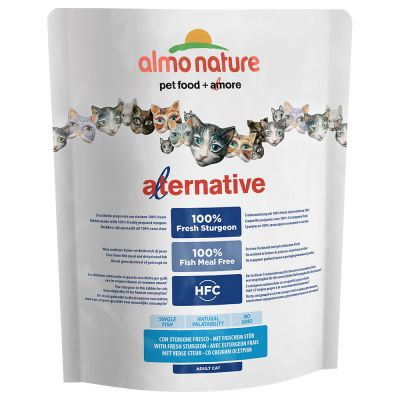 Almo Nature HFC Alternative - mit frischem Stör