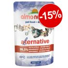Almo Nature HFC Alternative 6 x 55 g : 15 % de remise !