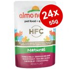 Almo Nature HFC Pouches Saver Pack 24 x 55g