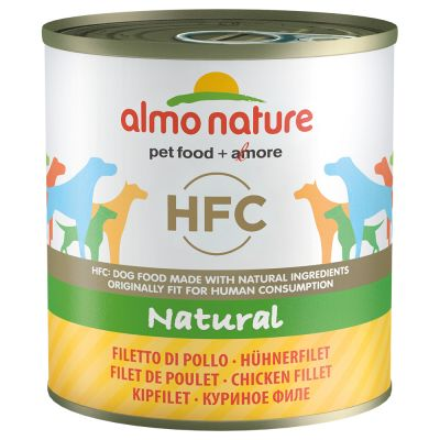 Almo Nature HFC Saver Pack 12 x 280g / 290g