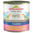 Almo Nature HFC 6 x 280 g / 290 g pour chien