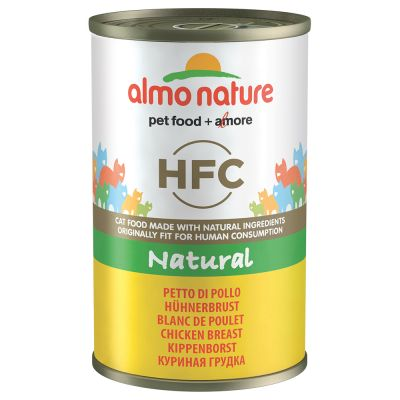 Almo Nature HFC 6 x 140 g