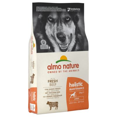 Almo Nature Holistic Adult Large bœuf & riz