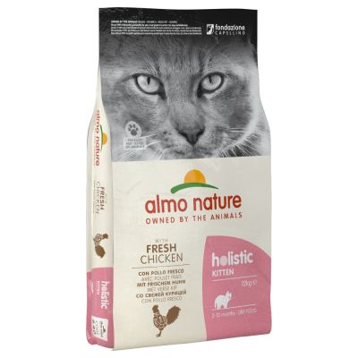 Almo Nature Holistic Kitten Huhn & Reis