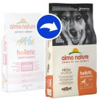 Almo Nature Holistic Large Adult con Salmone e Riso