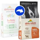 Almo Nature Holistic Medium Adult con Agnello e Riso