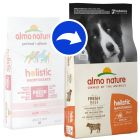 Almo Nature Holistic Medium Adult con Manzo e Riso