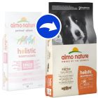 Almo Nature Holistic Medium Adult con Salmone e Riso