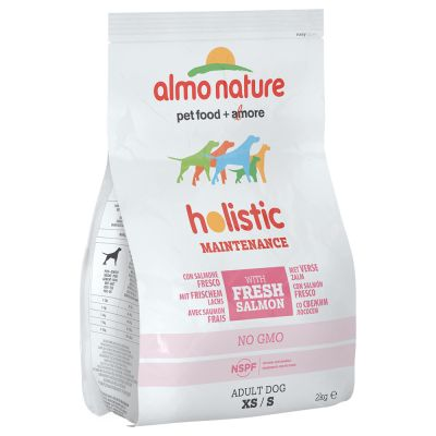 Almo Nature Holistic Small Adult con Salmone