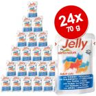 Almo Nature Jelly Pouches Saver Pack 24 x 70g