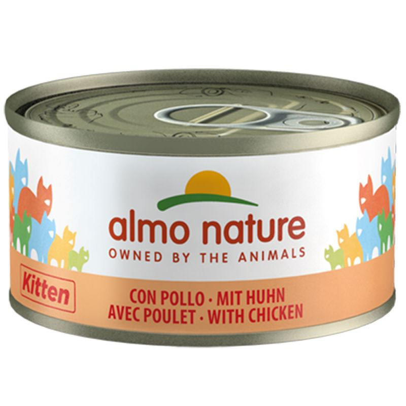 Almo Nature Kitten - Chicken