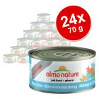Almo Nature Legend Sparpaket  24 x 70 g